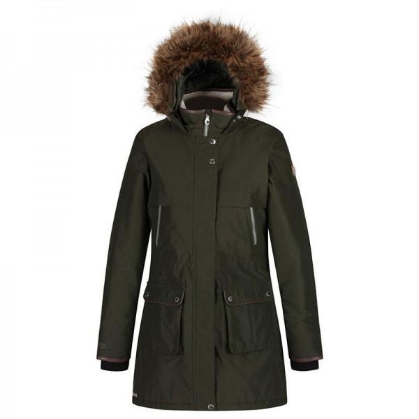 Safiyya warmer Damen Mantel