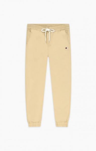 Hose aus elastischem Baumwolltwill Herren Hose
