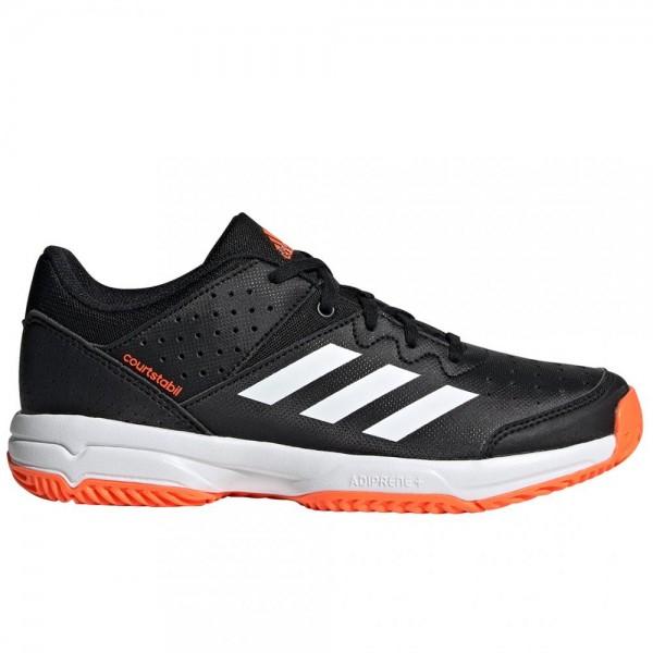 Adidas Court Stabil JR Kinder Sportschuhe
