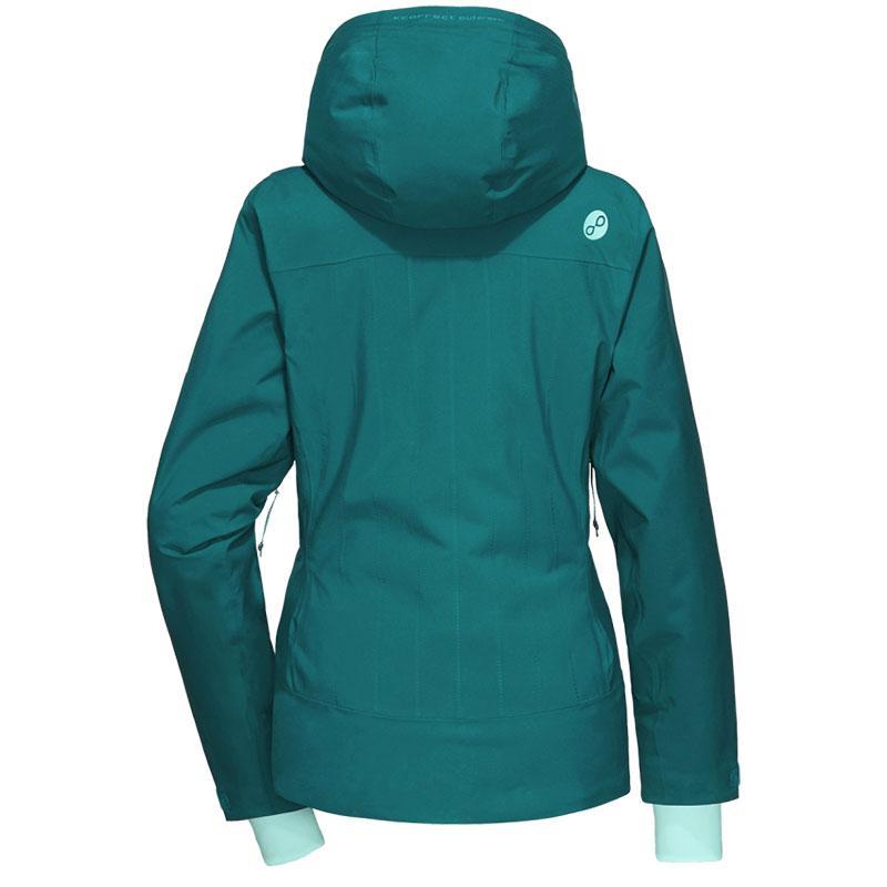 PYUA 2 Layer padded Jacket Blister Damen Outdoor Jacke