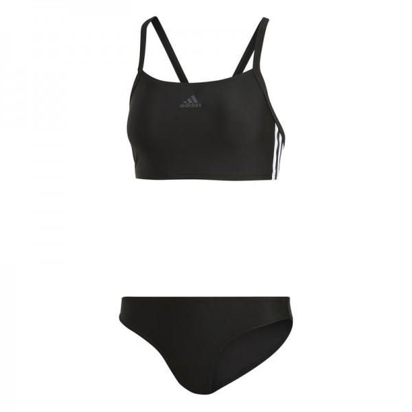 Fitness 3-Streifen Damen Bikini