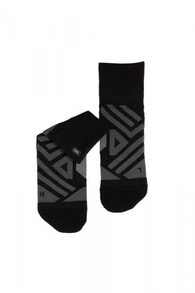 ON RUNNING Mid sock Laufsocken für Herren