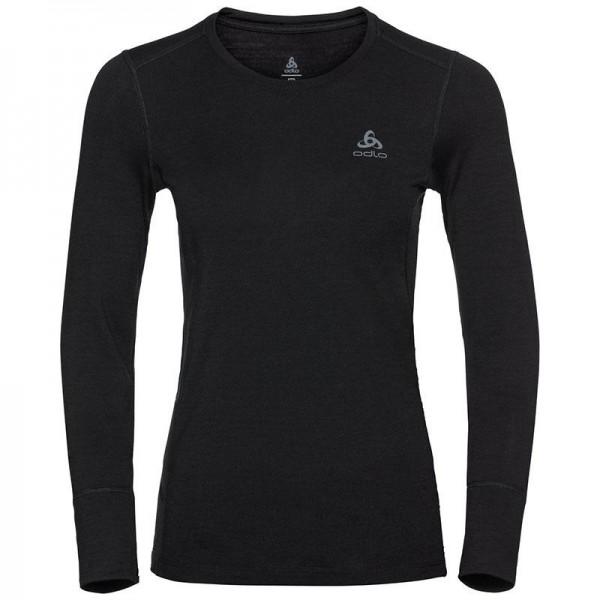 NATURAL 100% MERINO WARM Sportunterwäsche Langarm-Shirt Damen Unterwäsche