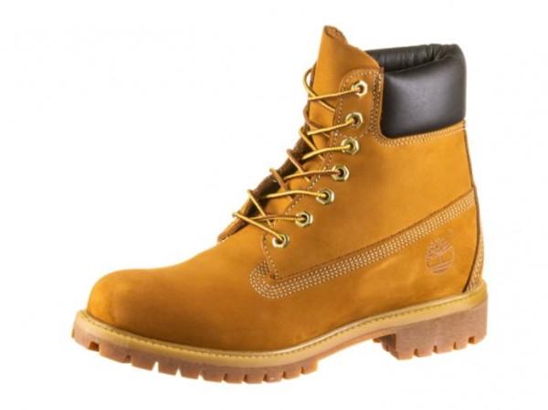 6 Inch Premium Boot YELLOW
