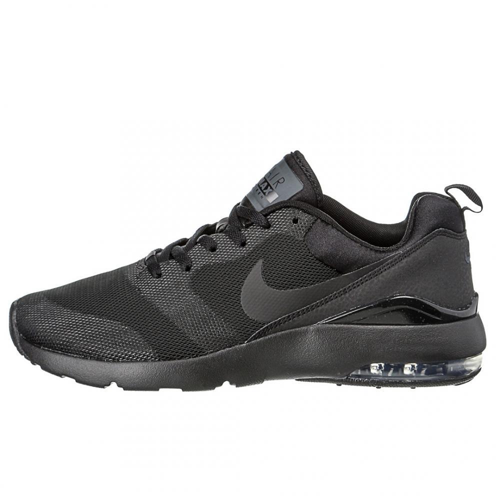 Nike AIR MAX SIREN Sneaker Damen schwarz orange