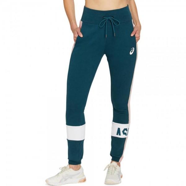 Colorblock Pant Tight Damen Leggings