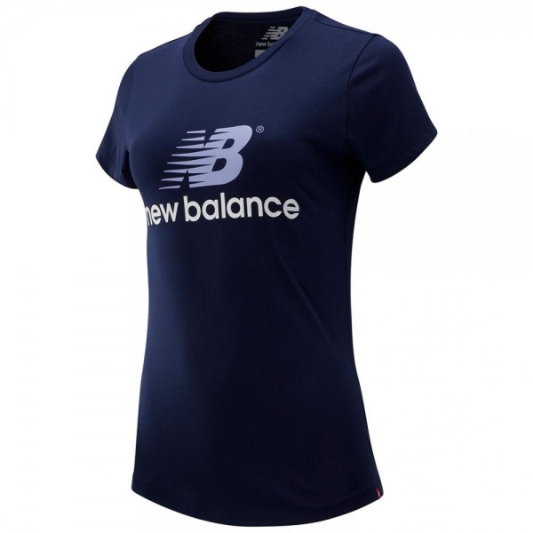 NB Athletics Tee WT93590 Damen T-Shirt
