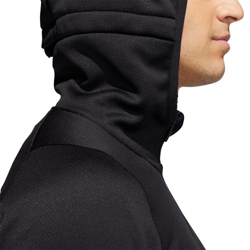 Adidas Freelift Daily 3 Streifen Knit Training Hoodie Herren Sweatshirt