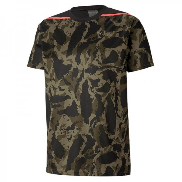 First Mile Camo Tee Herren T-Shirt