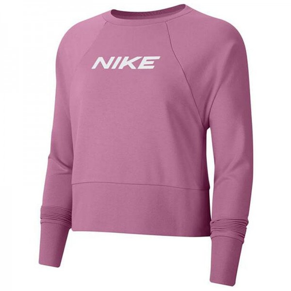 Dri-FIT Get Fit Fleece Crew Neck Damen Pullover