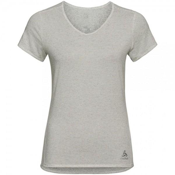Lou Linencool kurzarm Damen T-Shirt