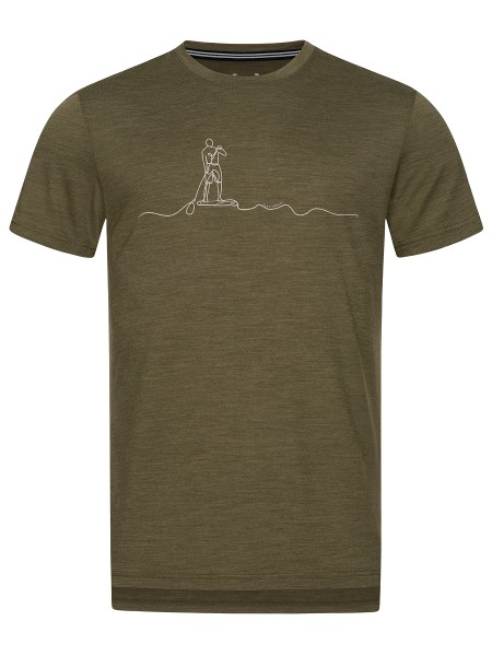 M SUP LINE TEE Herren T-Shirt