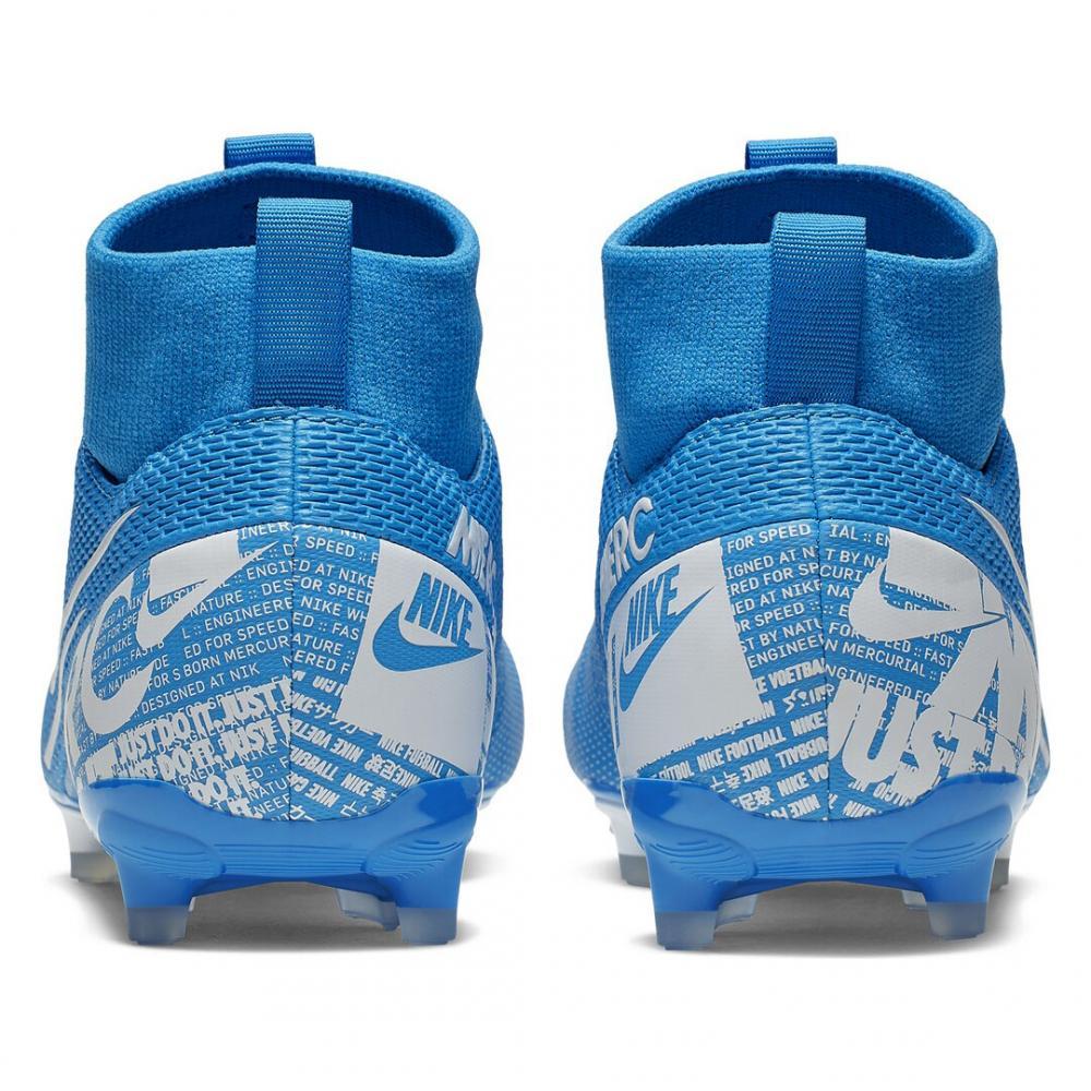 Junior 7 Nike Fgmg Academy Fußballschuh Superfly Kinder