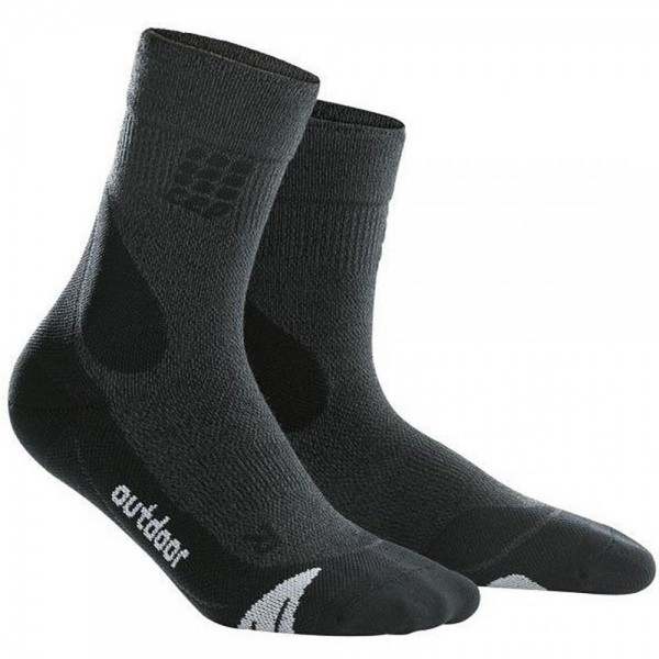 Dynamic+ Outdoor Merino Mid Herren Socken
