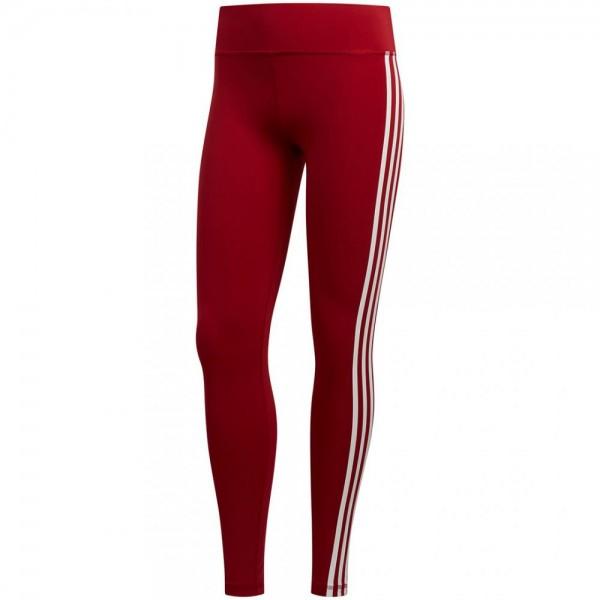Believe This Solid 3-Streifen Tight Damen Legging