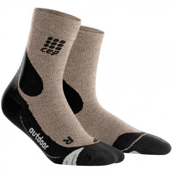 Dynamic+ Outdoor Merino Mid Herren Socken