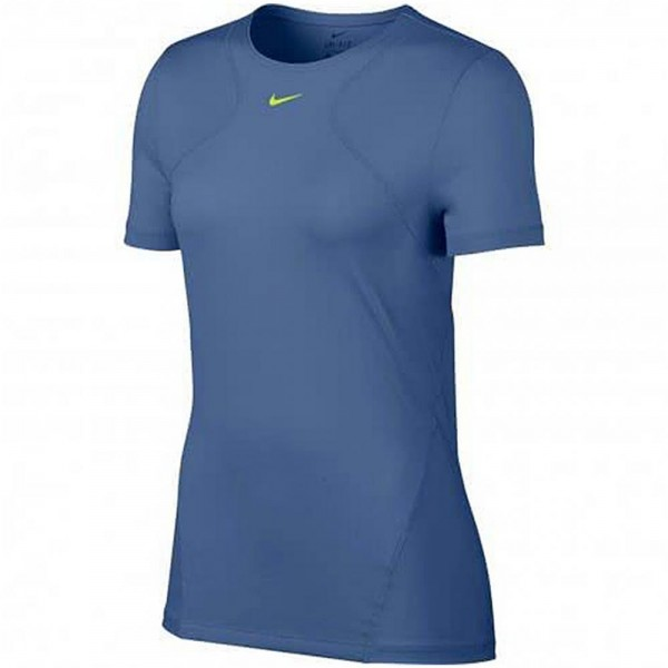 Pro Top Shortsleeve All Over Mesh Damen T-Shirt