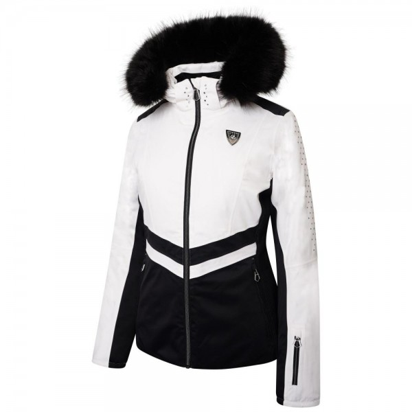 Bejewel Jacket Ski Damen Jacke