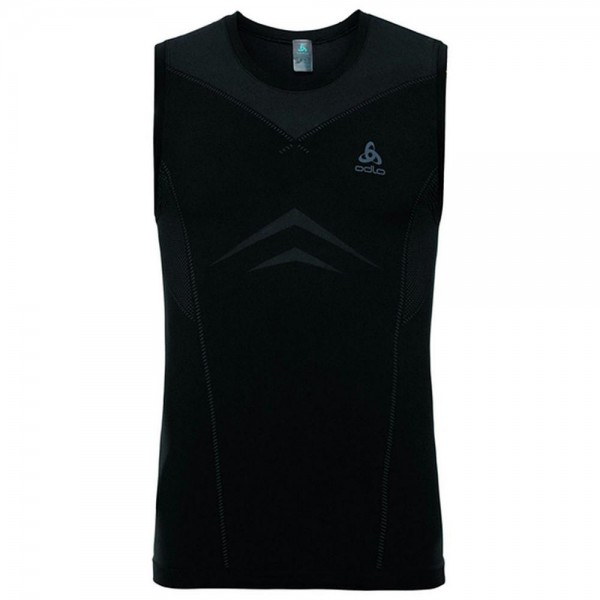 SUW TOP CREW NECK SINGLET PERF