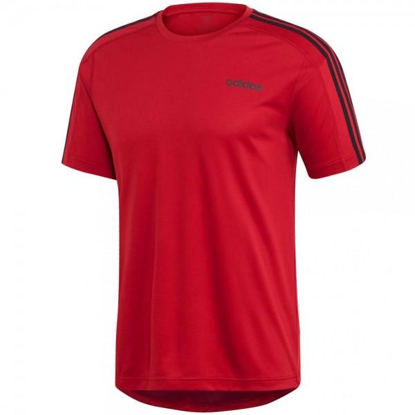 Design 2 Move 3-Streifen Gerren T-Shirt
