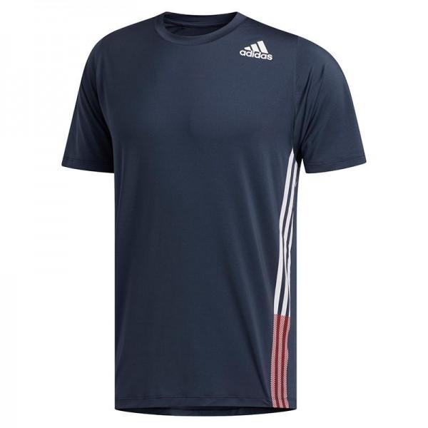 Freelift 3Stripe+ Tee Herren T-Shirt