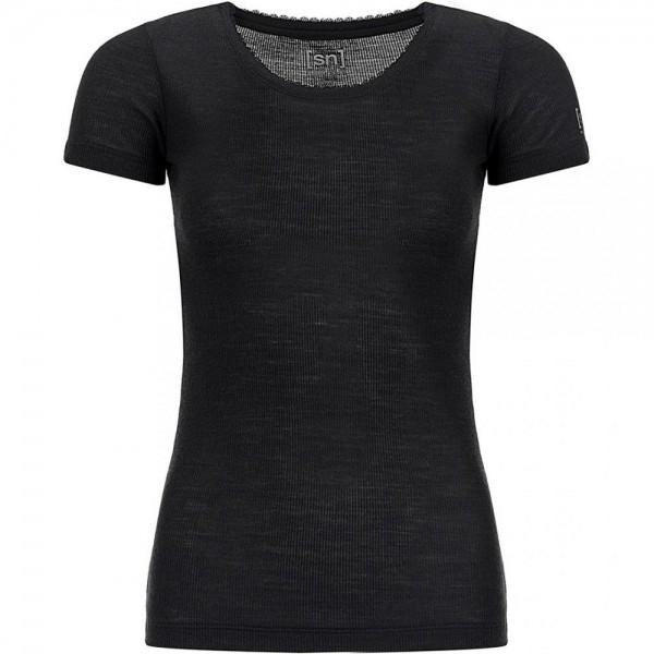 Scarlett Rib Shortsleeve Damen T-Shirt