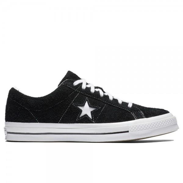 ONE STAR - OX - BLACK/WHITE/WHITE