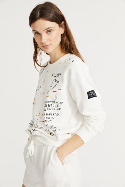 Lost Sweatshirt Damen Pullover