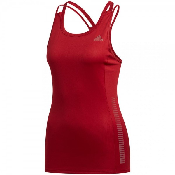 Adidas Rise Up N Run Tank Damen Lauf Top