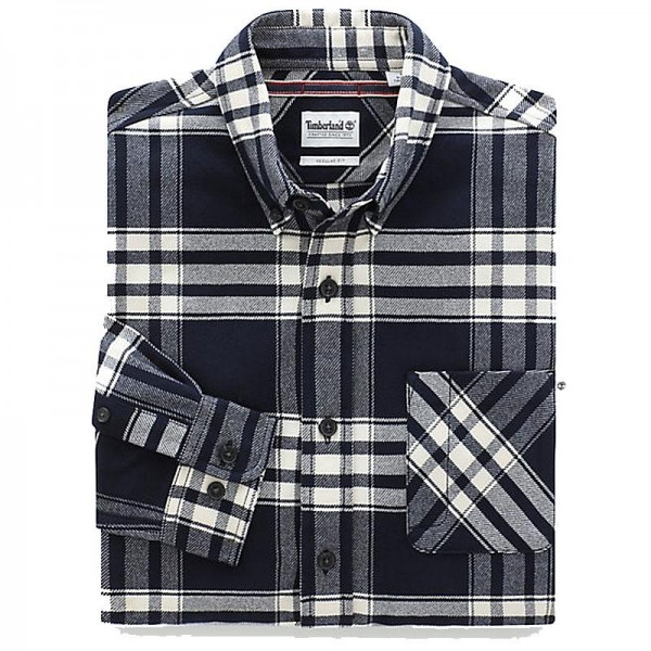 Black River Flannel Shirt Herren Hemd