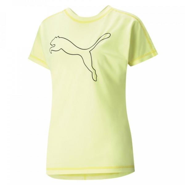 PUMA Train Favorite Jersey Cat T-Shirt für Damen
