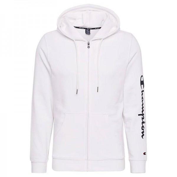 Hooded Full Zip Sweatshirt Herren Jacke