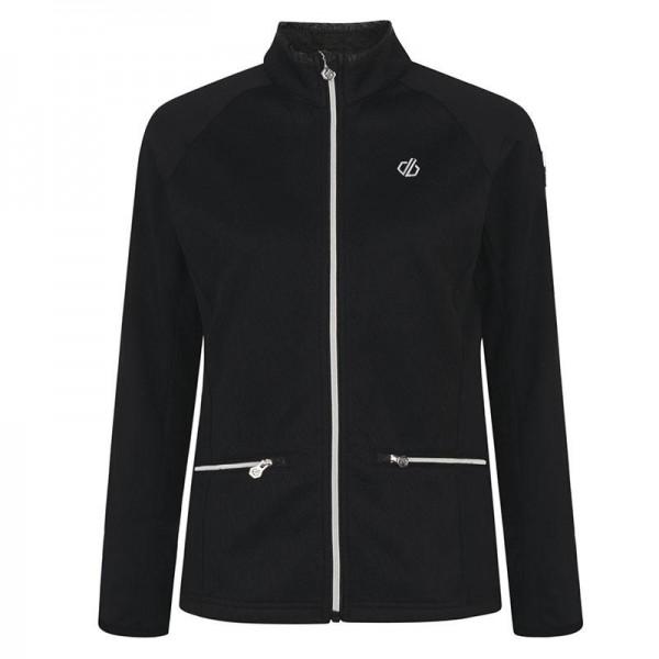 Solaria Core Stretch Damen Fleece Jacke