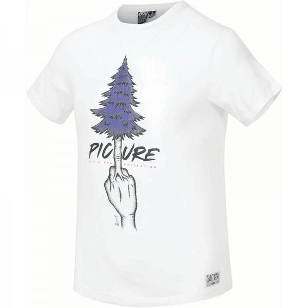 Pine Tee kurzarm Herren T-Shirt