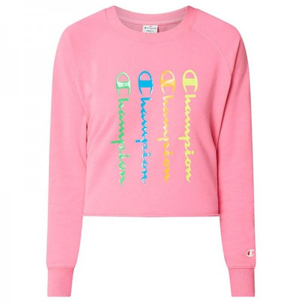 Crewneck Sweatshirt Damen Pullover