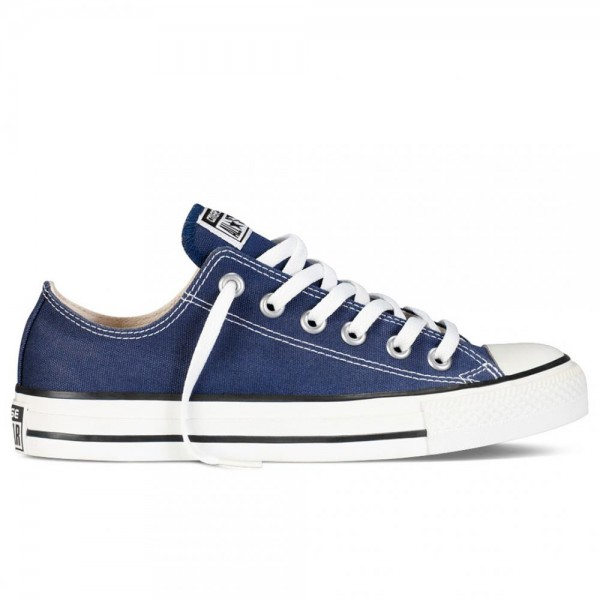 CHUCK TAYLOR ALL STAR - OX - NAVY