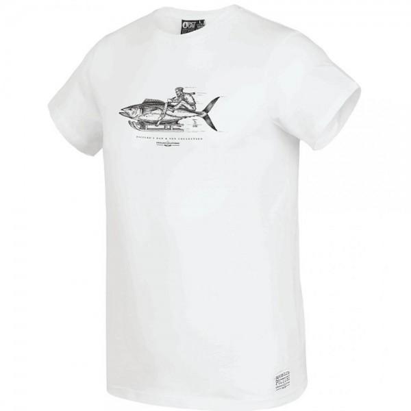 Streetwear T-Shirt Fischer Dad&Son Herren Tee