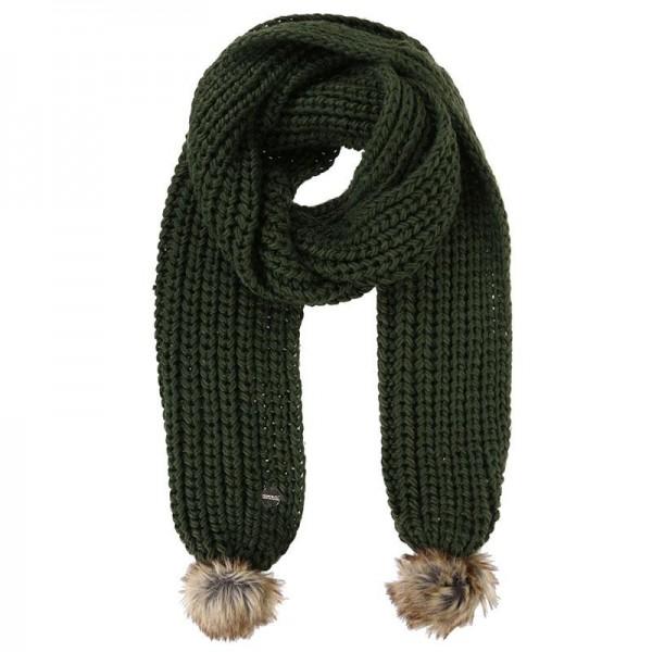 Lovella Scarf Schal mit Bommeln