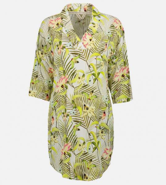 Maunaloa Hemdkleid für Damen