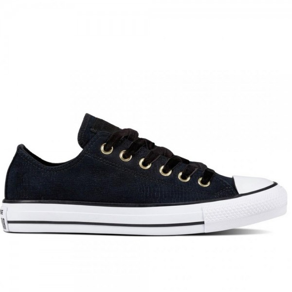 CHUCK TAYLOR ALL STAR - OX - BLACK/