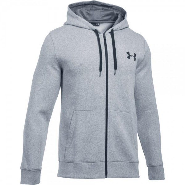 UA RIVAL COTTON FULL ZIP