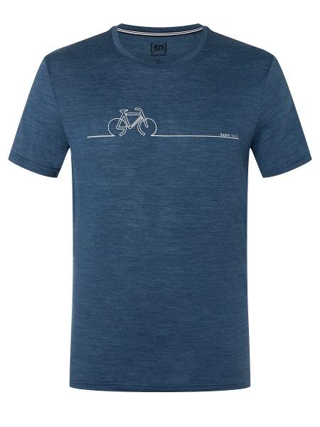 M BIKE LINE TEE Herren T-Shirt