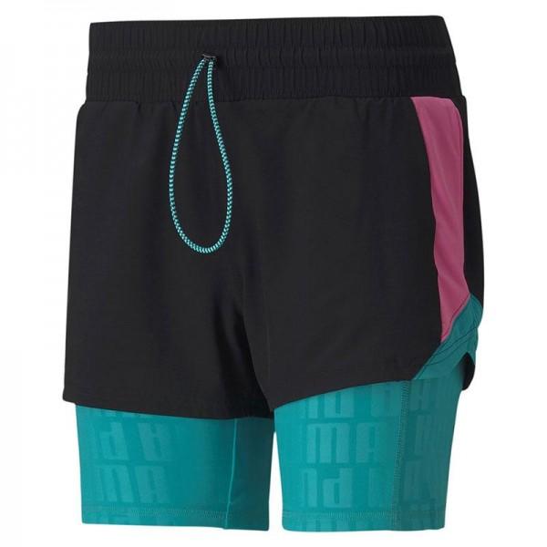 First Mile Xtreme 2-in-1 Shorts kurze Damen Hose