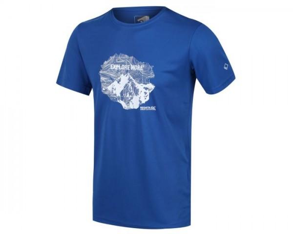 Fingal V Graphic Active T-Shirt für Herren