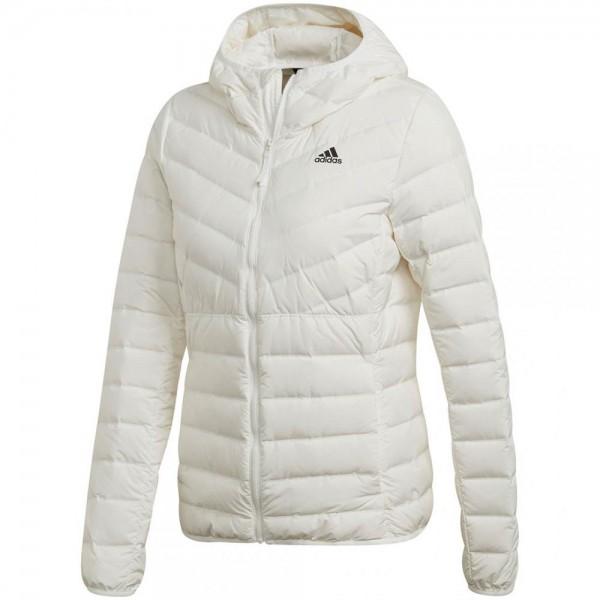 Varilite Soft 3-Streifen Hooded Damen Steppjacke