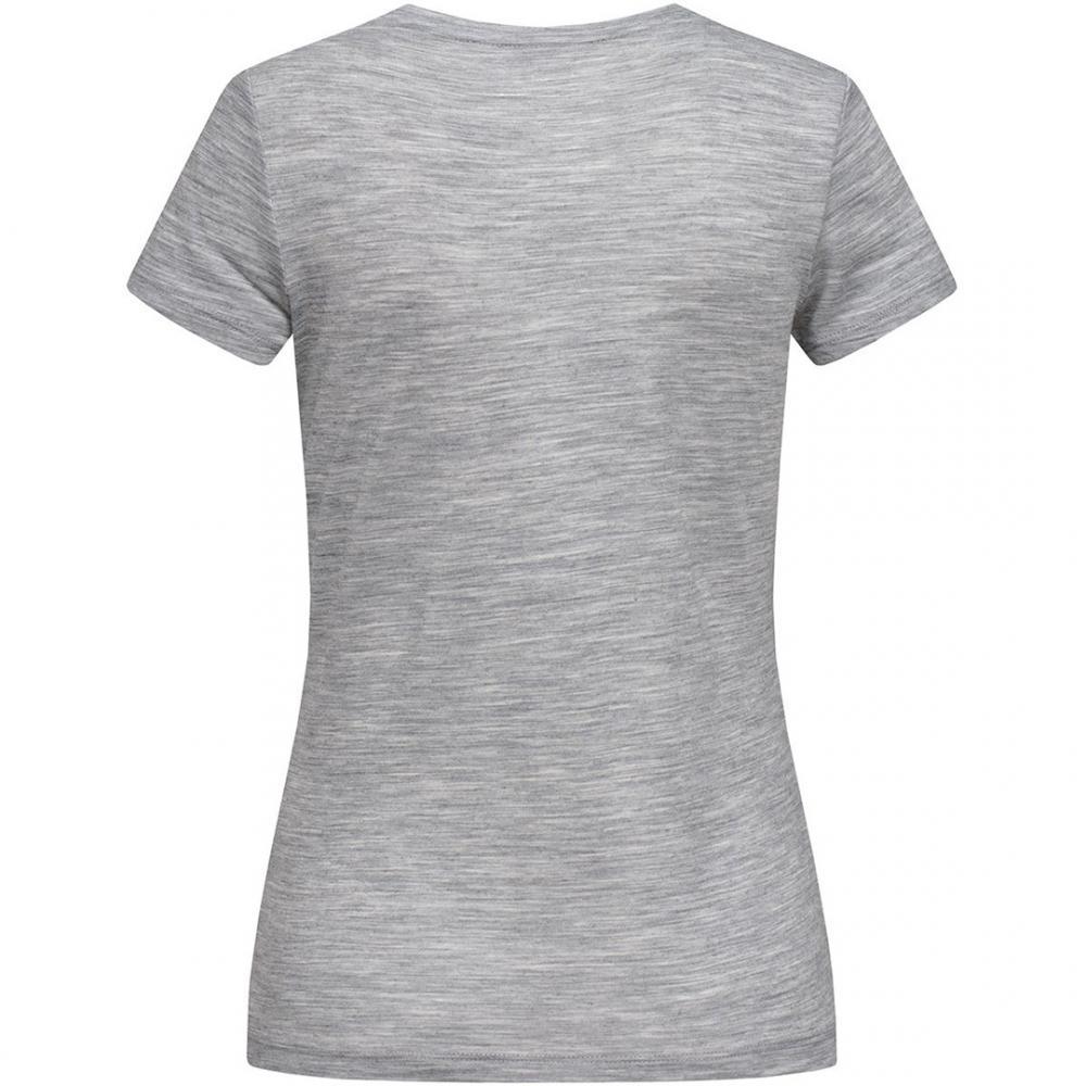 adidas essentials damen shirt dark grey heather