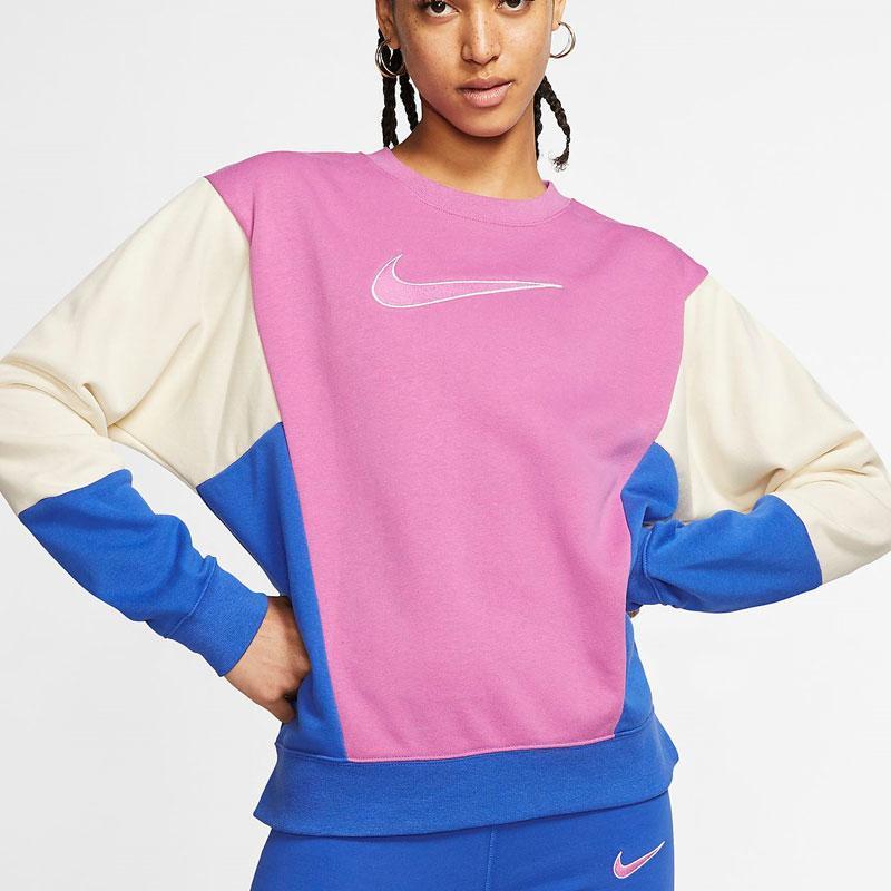 NIKE Sportswear Crew Sweater Damen Pullover
